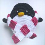 gehäkelt pinguin häkeln