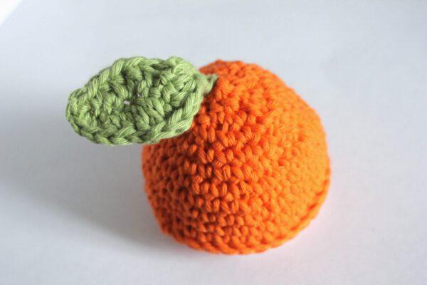 kostenlose häkelanleitung orange häkeln
